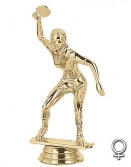 Figurina 4008 Jucatoare tenis de masa